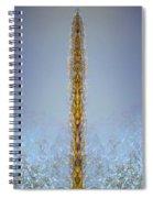 Wonder Rising Spiral Notebook