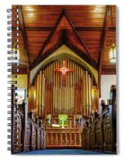 Woodstown Church Spiral Notebook