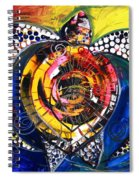 World Turtle Seven Spiral Notebook