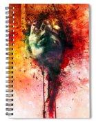 W.o.u.n.d.s Spiral Notebook