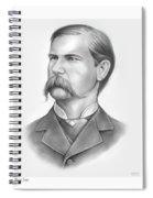 Wyatt Earp Spiral Notebook