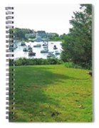 Wychmere Harbor Cape Cod Morning Spiral Notebook