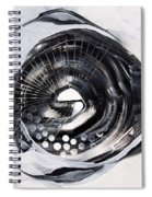X Ray Fish Spiral Notebook
