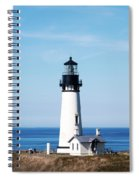 Yaquina Head Lighthouse 101618 Spiral Notebook