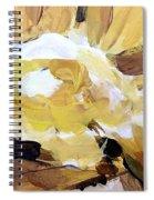 Yellow #4 Spiral Notebook