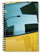 Yellow Cab, Big Apple Spiral Notebook