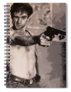 You Talkin To Me? Spiral Notebook