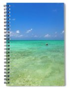 Your Dream Begins Here Spiral Notebook