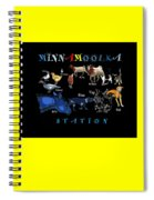 Your Friends At Minnamoolka Station Spiral Notebook