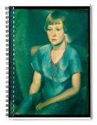 Yvonne Spiral Notebook