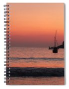 Z For Zihuatanejo Spiral Notebook