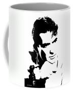 # 1 Gregory Peck Portrait. Coffee Mug