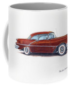 1956 Oldsmobile Super 88 Coffee Mug