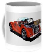 Morgan 4 Plus 4 1961 Coffee Mug