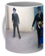 3 Godfathers Homage 1948 Ok Corral Tombstone Arizona  Coffee Mug