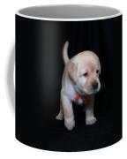 4 Week Old Lab Puppy Coffee Mug