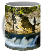 A Quiet Place  Waterfall Coffee Mug
