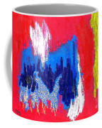 Abstract Tn 005 By Taikan Coffee Mug
