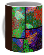 Abstract Fusion 86 Coffee Mug