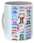 Alaska Berry Fairy Shoon Coffee Mug