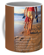 Always Ourselves We Find In The Sea Coffee Mug
