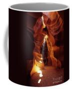 Antelope Canyon Ray Of Hope Coffee Mug