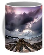 Around The World On A Boat Rock Coffee Mug
