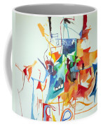 At The Age Of Three Years Avraham Avinu Recognized His Creator 1 Coffee Mug
