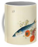 Autumn Fattens Fish And Ripens Wild Fruits Coffee Mug