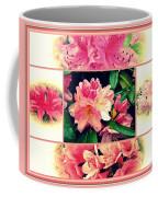 Azaleas 1950's Style Coffee Mug