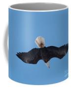 Bald Eagle In Flight 8 Coffee Mug