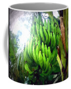 Banana Plants Coffee Mug