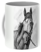 Barbaro Coffee Mug by Patrice Torrillo