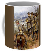 Battle Of Fredericksburg Coffee Mug by American School