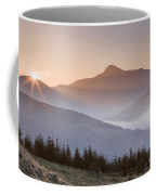 Ben Lomond Sunrise Coffee Mug