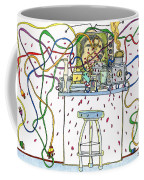 Berserk Kitchen Gadgets - With Male Tv Celebrity Chef Coffee Mug