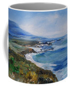 Big Sur Coastline Coffee Mug