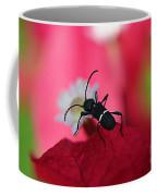 Black Bug Coffee Mug