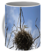 Blue Heron Rookery 7212 Coffee Mug
