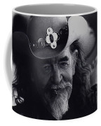 Born To The West Homage 1937 Buffalo Biil Helldorado Days Tombstone Arizona 1968-2008 Coffee Mug