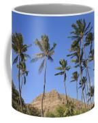 Tip Of Diamond Head Coffee Mug