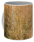Brown Grass Texture Coffee Mug