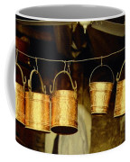Buckets At Esfahan Market Coffee Mug