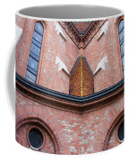 Buda Reformed Church Architectural Details Coffee Mug
