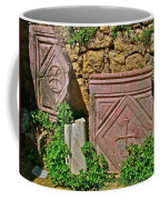 Byzantine Cross In Myra-turkey Coffee Mug