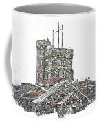 Cabot Tower Coffee Mug