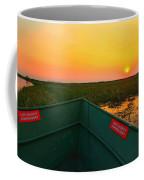 Chobe River Sunset Coffee Mug
