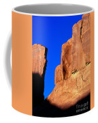 Courthouse Towers Coffee Mug