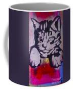 Cute Kitten Coffee Mug