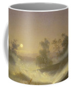 Dancing Fairies Coffee Mug by August Malmstrom